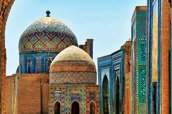 mosquée en Ouzbéksitan de nos circuits en Ouzbéksitan à la carte