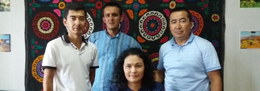 notre agence locale en Ouzbékistan