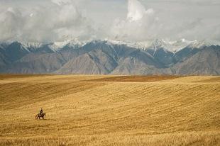 Randonnée en Ouzbékistan