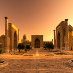 Découvrez le plus grand centre économique et touristique de l'Ouzbékistan, Samarcande