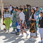 La fête de Navrouz en Ouzbékistan