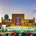 Le festival de Sharq Taronalari en Ouzbékistan